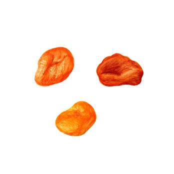 """Abricot sec """"moelleu"""""""