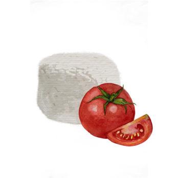 Fromage frais italien