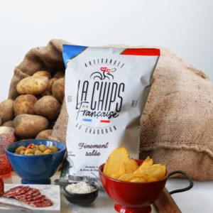 la chips française, apéritif